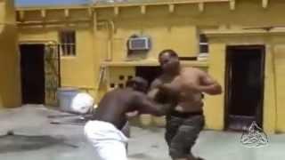 Pelea callejera Kimbo / Street Fighter