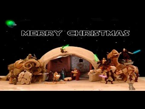 merry christmas star wars nativity scene nj church pastor claims jesus isnt a big enough draw - Merry Christmas Star Wars