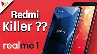 OPPO RealMe 1 | The Xiaomi Redmi Killer ???? | Data Dock