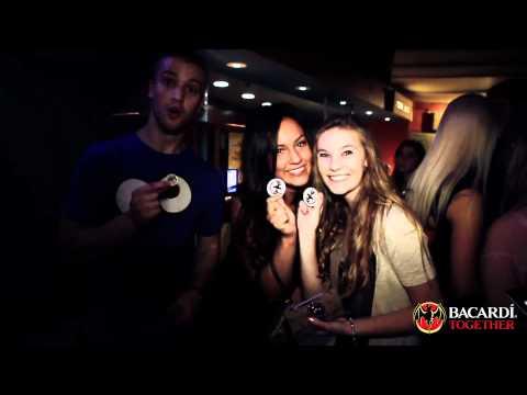 BACARDI Club Social: Vancouver, BC, Canada