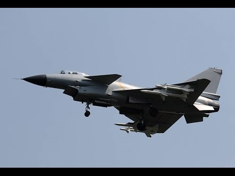 Iran Orders From China 150 J-10 Fighter Jets - YouTube