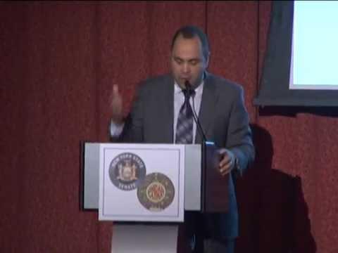 Unidad Latina NYS Senate 2nd Annual Hispanic Conference - Cafe con Leche Plenary