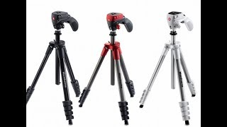 штатив Manfrotto Compact Action обзор