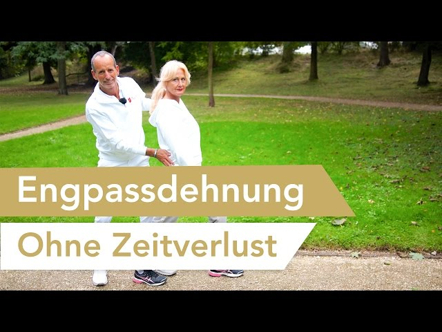 EngpassDehnungen ohne Zeitverlust | Beine - Oberschenkel | Liebscher & Bracht