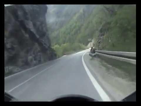 MC Tour Bosnia-Denmark, part 1; Sarajevo-Foca