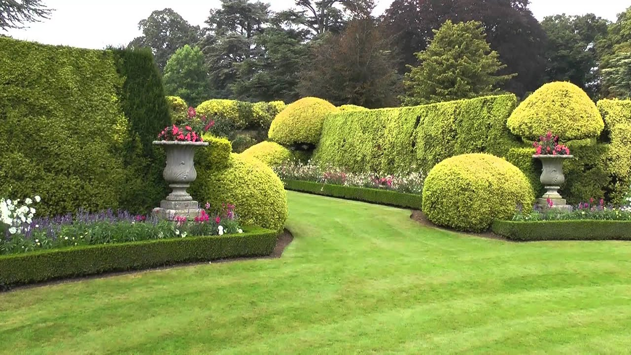 Ascott House Gardens Bucks - YouTube