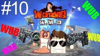 Worms W.M.D - Dubstep Assassina!