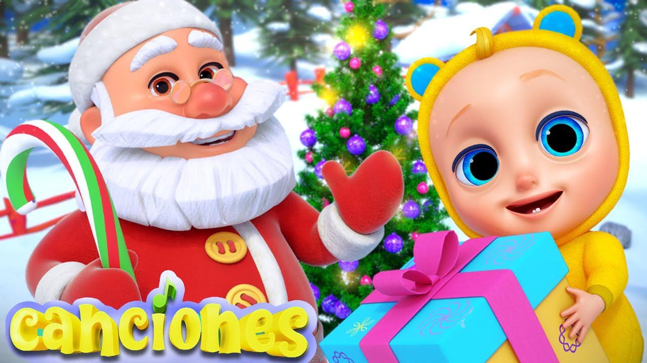 🎅Navidad, Navidad Dulce Navidad🎄 JINGLE BELLS  | Canciones de Navidad para Niños | LooLoo