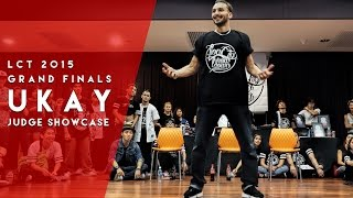 UKAY (Germany)   Judge Showcase   Lion City Throwdown 2015 Grand Finals   RPProductions