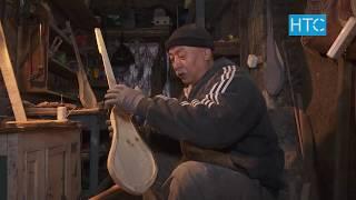 «Комуз чабуу түшүмө кирчү» - актер, режиссер, сүрөтчү Садыр Сагынбаев / Таң Шоола / НТС