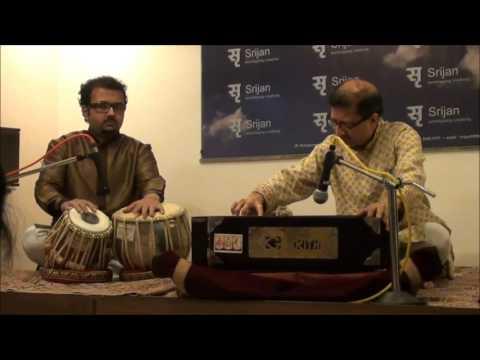 Harmonium Solo Recitel: Pandit Jyoti Goho & Sourabh Goho | Raaga Jog