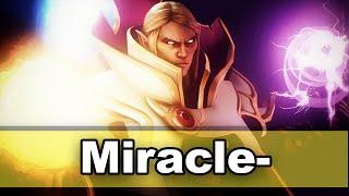 Dota 2 Miracle- Epic Quas Wex Invoker GPM 639 Gameplay