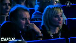 """Валерия и И.Крутой """"Я тебя отпустила"""""""