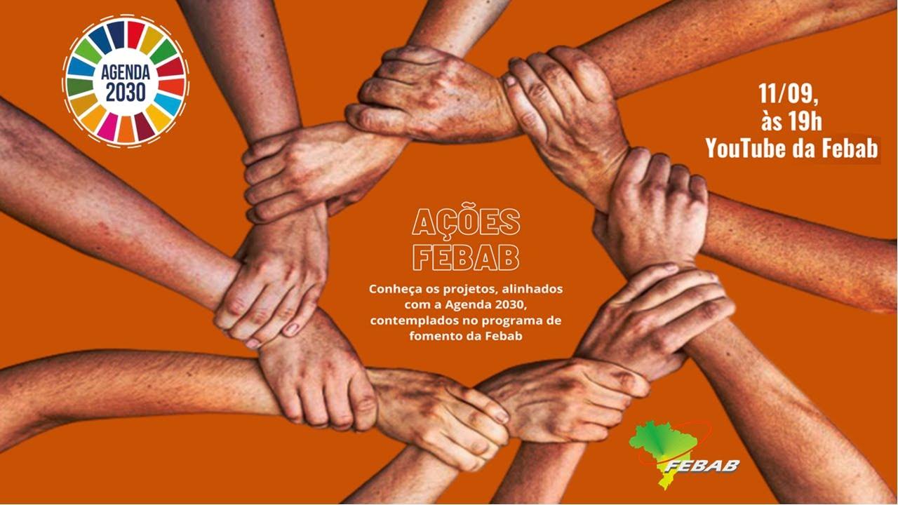 Ações Febab: Comissões e Gts em prol do social