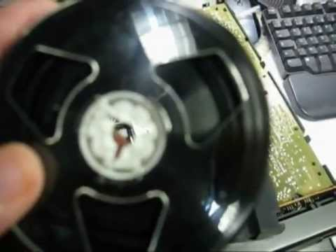 How to make an audio tape  with  tape VHS VCR
