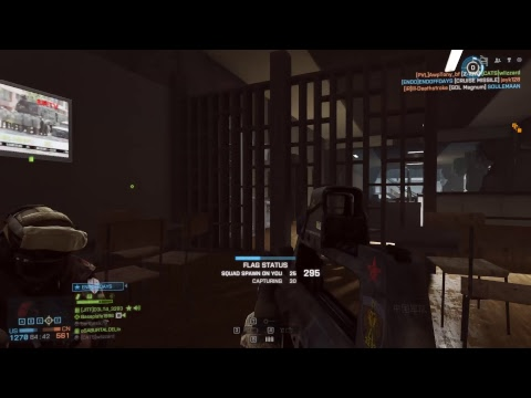 Battlefield 4 - Hardcore Conquest Large - Seige of Shanghai