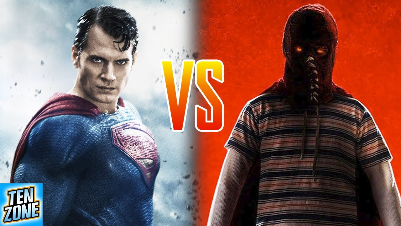 Download Superman vs Brightburn