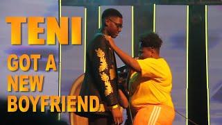 Download lagu TENI brings her boyfriend on STAGE perform - Case | Askamaya | Power Ranger | sugar mummy AFROprom19