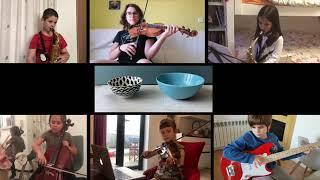 """""""Yes, we Ensemble!"""" - Ensemble de Menuts - Escola Municipal de Música de Sitges"""
