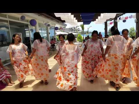 Traditional Tubong Dance - Inay's 70th Birthday