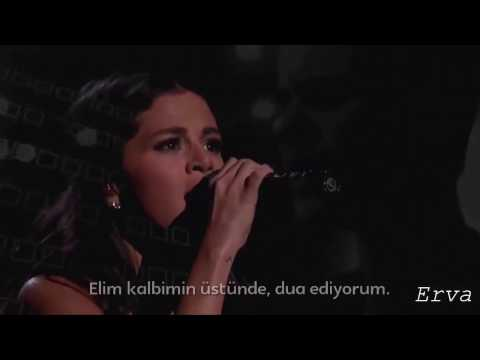Selena Gomez - The Heart Wants What It Wants (Türkçe Çeviri) // jelena
