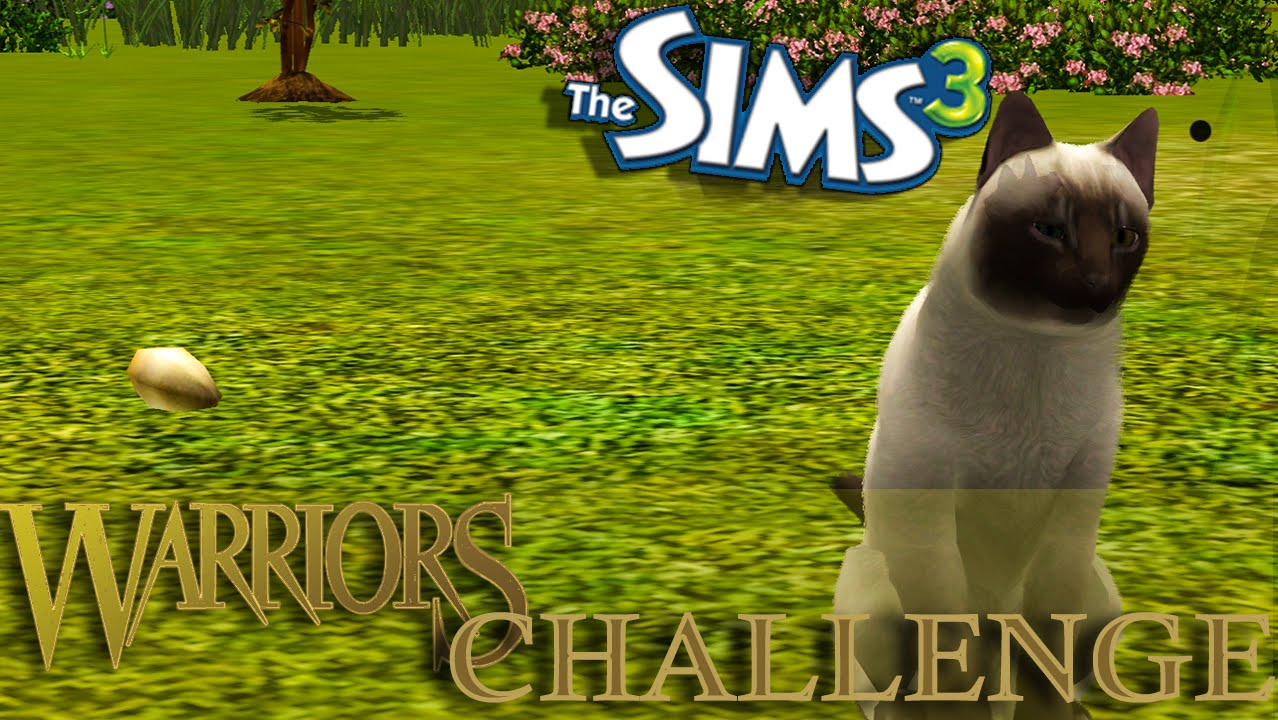 Sims 3: Warrior Cats Legacy Challenge| Ep  4 | Welcome the Clanless Cats