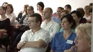 A születés hete rendezvény a Kátai Gábor Kórházban 16' 40