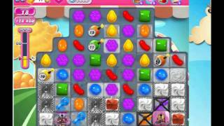 Candy Crush Level 1444 No Boosters