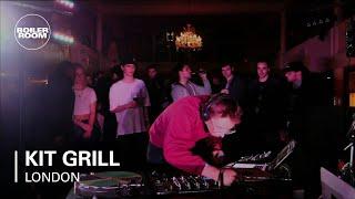 Kit Grill London Dj Set