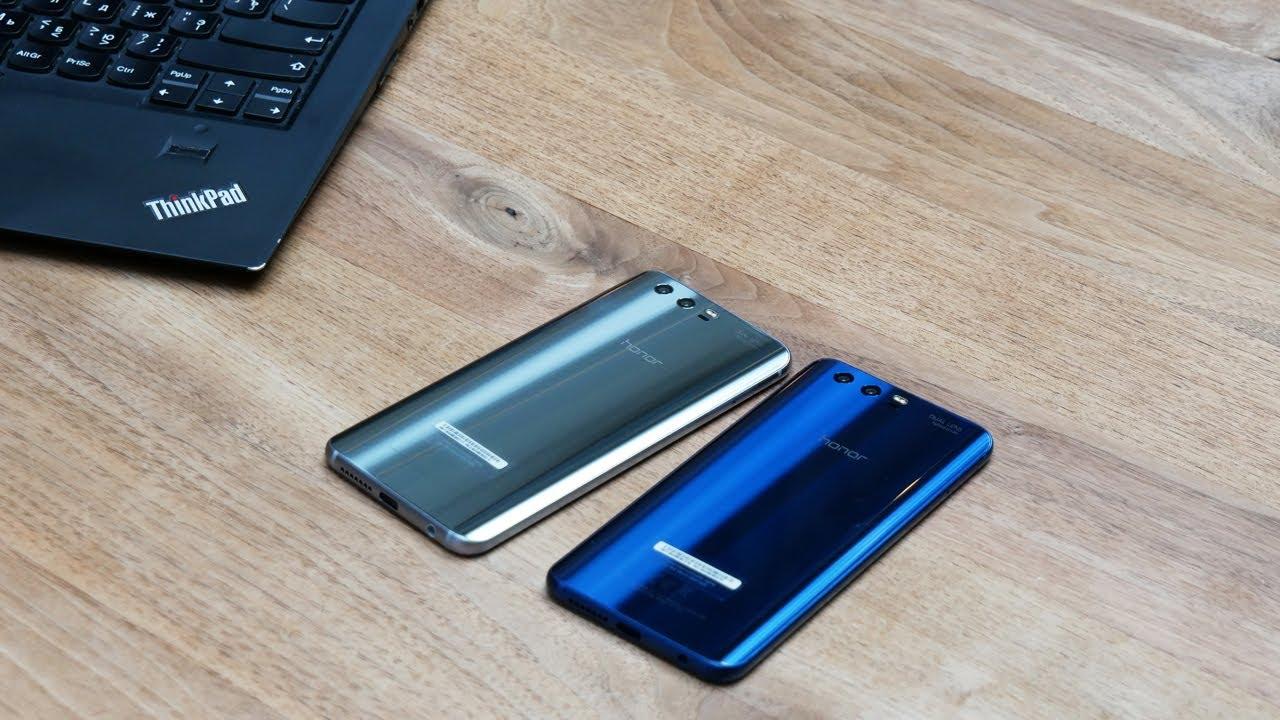 Huawei Honor 9|Быстрый обзор Huawei Honor 9