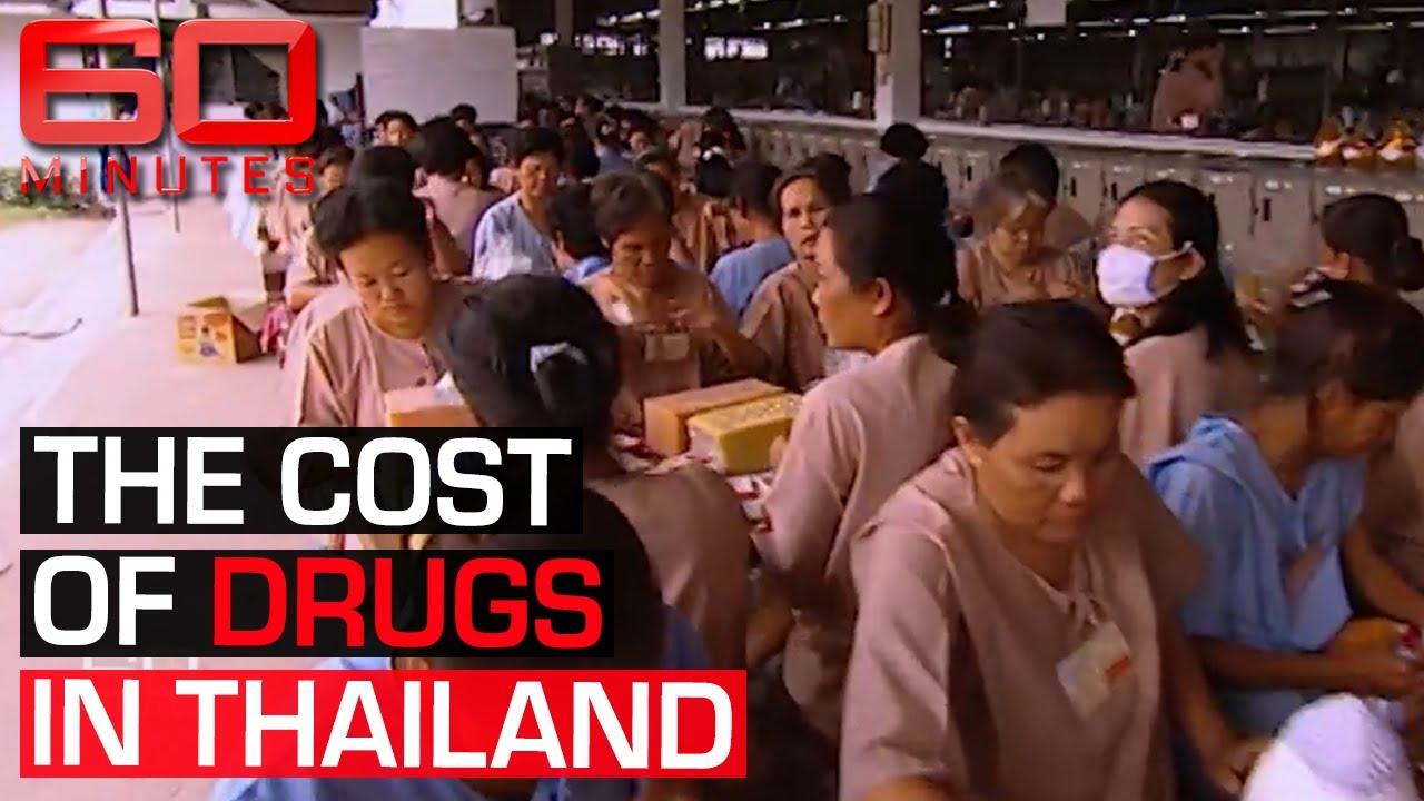Welcome to the Bangkok Hilton: Inside Thailand's notorious drug prisons | 60 Minutes Australia