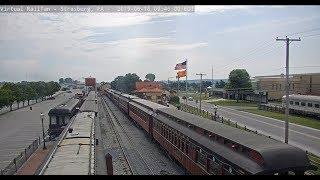Фото Strasburg Pennsylvania Usa - Virtual Railfan Live