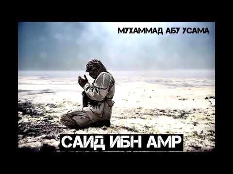 Мухаммад абу Усама   Саид ибн Амр.....!