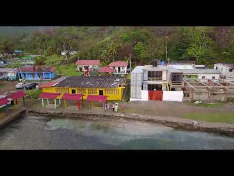 Portobello (Panama) / DJI Mavic Pro 4k