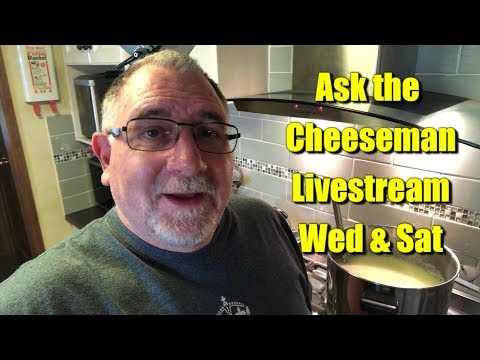 �� Ask the Cheeseman Live #114