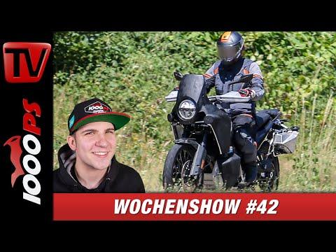 Husqvarna Norden 901, Ducati und Kawasaki Neuheiten und vieles Mehr! 1000PS Wochenshow #42