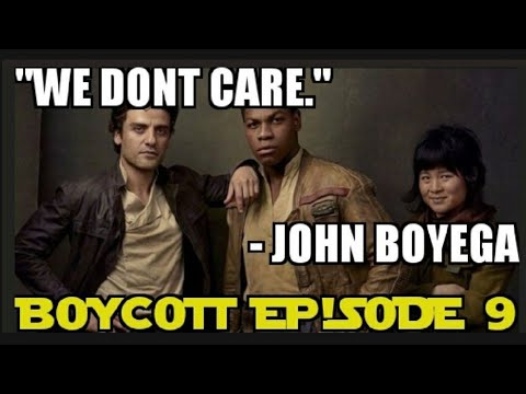John Boyega Sarcastically Endorses Episode IX Boycott