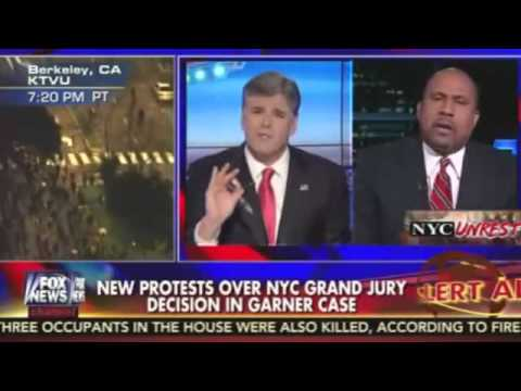 "Hannity battles Tavis Smiley - ""You need to be educated!"""