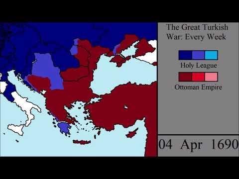 The Great Turkish War: Every Week