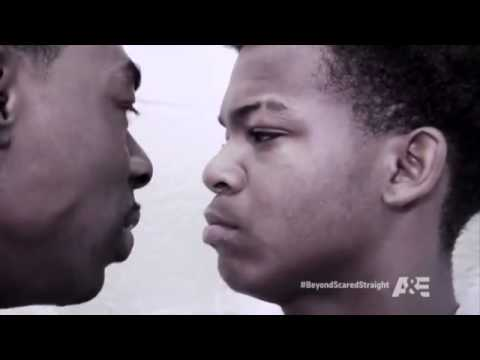Brings Knife On Jail On Beyond Scared Straight Youtube