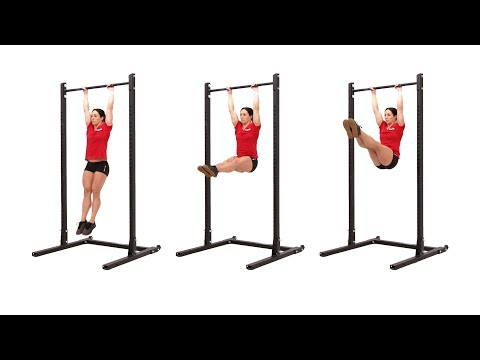The Hanging L-Sit