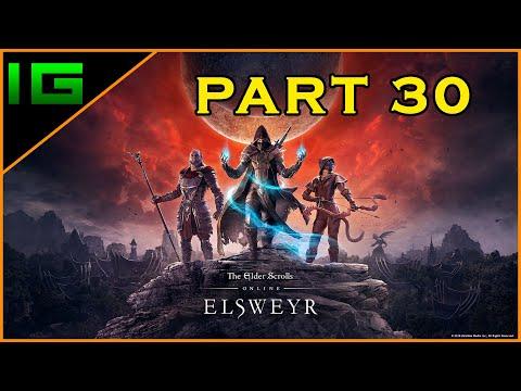THE ELDER SCROLLS ONLINE [ESO] ✅ Gameplay Walkthrough - Part 30 - BREAKING THE TIDE  