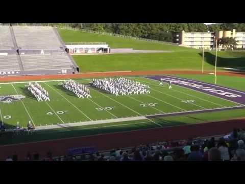 Brownsboro High School Band 2016 - UIL Region 21 Marching Contest