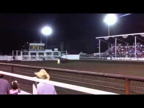 Owyhee County Rodeo, Homedale, Idaho