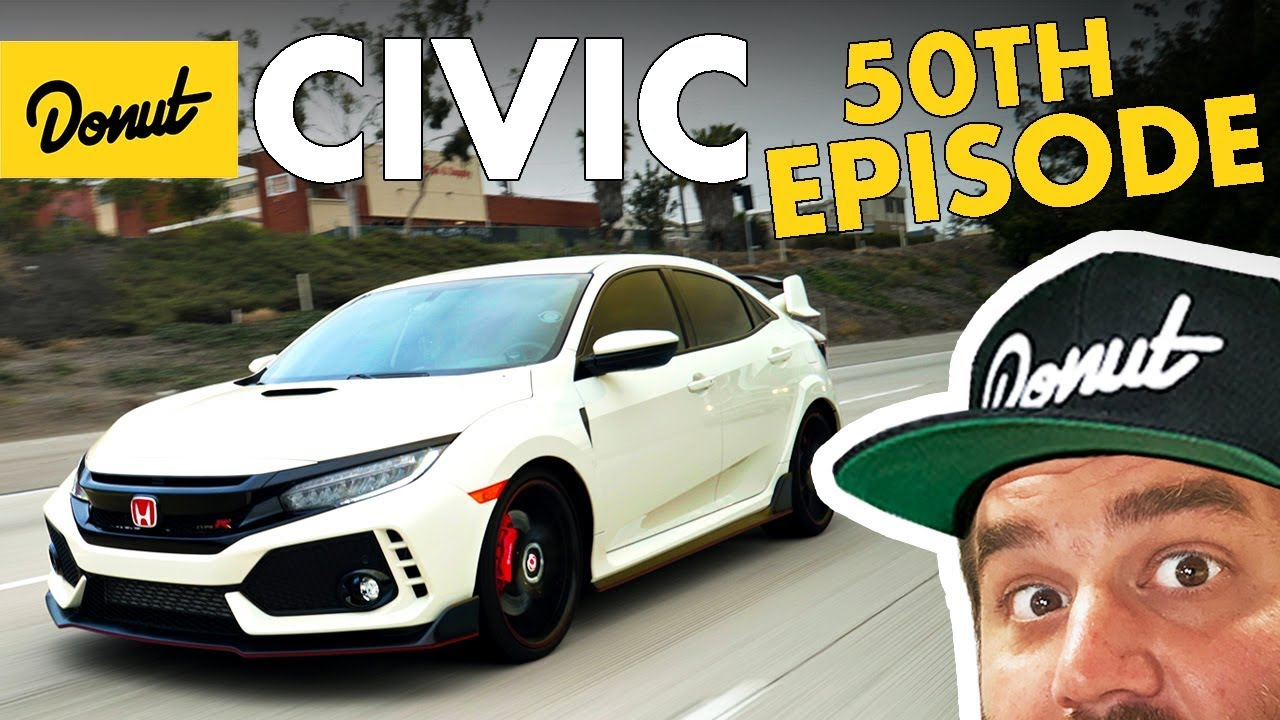 Honda Civic   Everything You Need To Know | Up To Speed