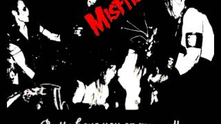 MISFITS - Skull (audio with lyrics)