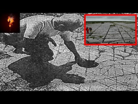 "200,000 Year Old ""Tile Floor"" Found In Oklahoma?"