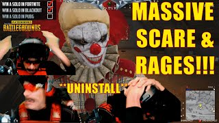 DrDisrespect SCARED To Death In Pubg & RAGES and Uninstalls PUBG!