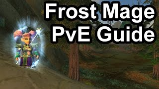 Quick Frost Mage PvE Guide (1.12.1) [WoW Classic]