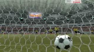 Pro Evolution Soccer & Winning Eleven - Dribles e cobranças de falta